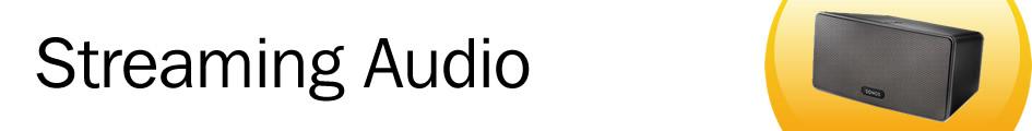 Streaming Audio at Avensys